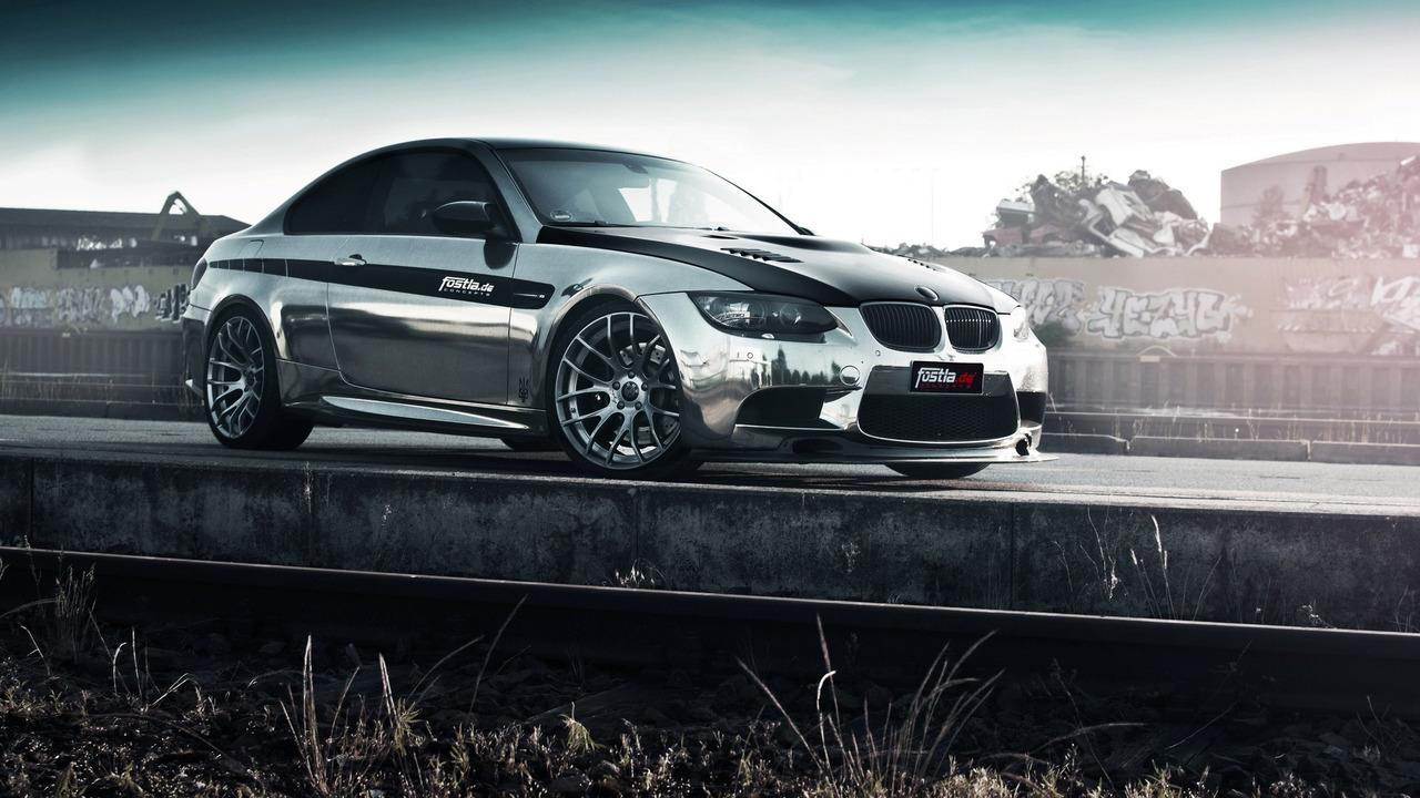 BMW M3 E92 Coupe by Fostla