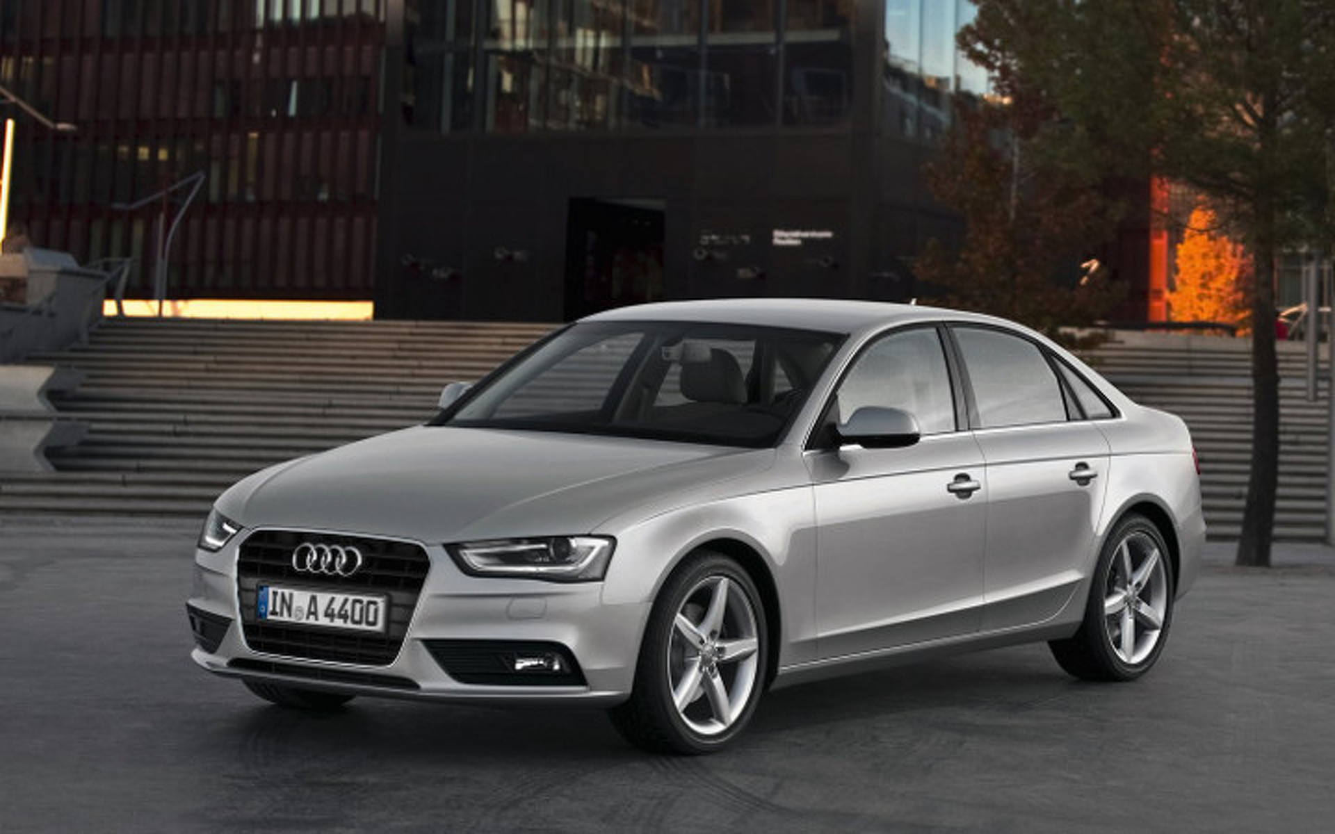 Audi Leads $28M Investment in This Rental Car Startup