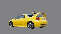 1999 Toyota Celica Cruising Deck concept