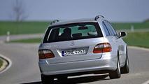Mercedes-Benz E-Class Diesel Models Get 4MATIC all-wheel drive