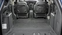 2005 Dodge Grand Caravan Interior
