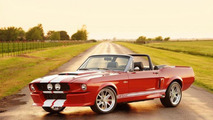 1967 Shelby GT500CR Convertible by Classic Recreations
