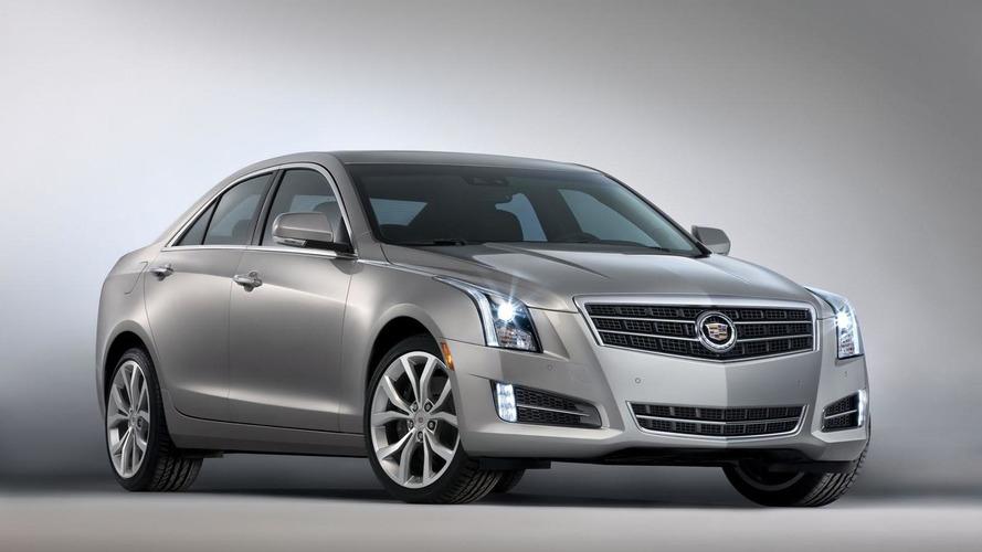 2013 Cadillac ATS pricing announced (US)