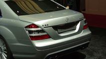 Mercedes-Benz S 63 AMG Revealed
