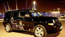 Limited Edition Led Zeppelin Jeep Patriot for UK