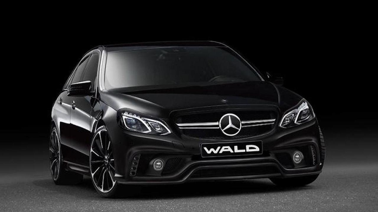 2014 Mercedes-Benz E-Class by Wald International 31.07.2013