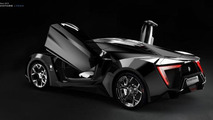 W Motors Lykan Hypersport 17.07.2013