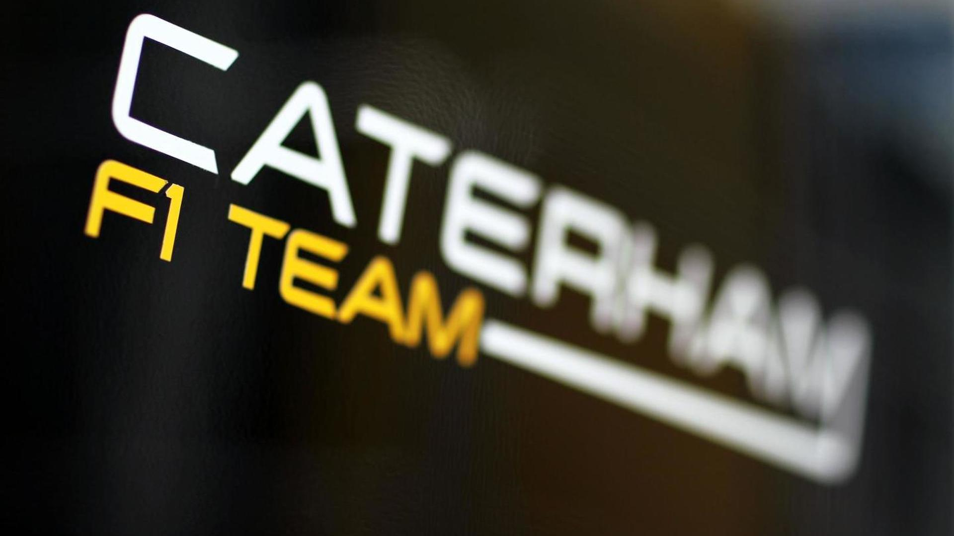 Caterham preparing freight for Abu Dhabi