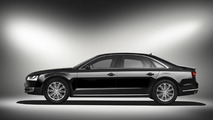 2016 Audi A8 L Security