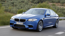 BMW F10 M5 has new 0 to 60 mph time of 3.7 seconds