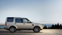 Land Rover Discovery Landmark and Graphite editions