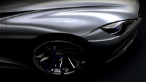 Infiniti EMERG-E sports car concept announced for Geneva