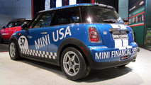 2012 MINI Cooper B-Spec race car - 18.11.2011