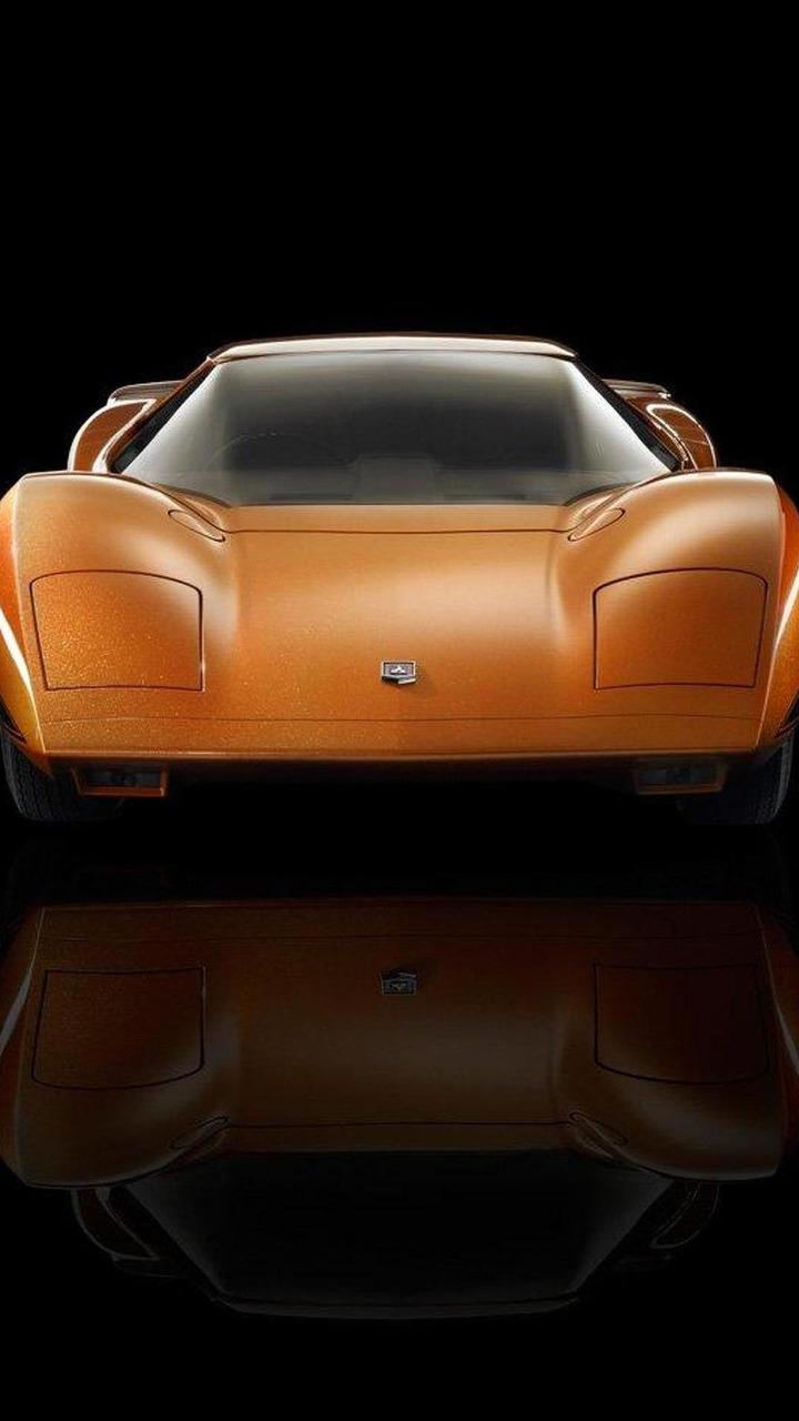 1969 Holden Hurricane concept restored 19.10.2011