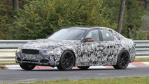 2014 BMW M3 spied at new M test center