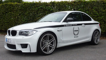 BMW 1-Series M Coupe by Manhart Racing [video]