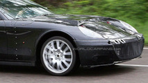 Ferrari 612 test mule spy photo