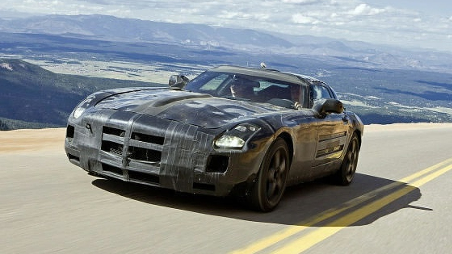 Mercedes SLS AMG Gullwing to come with 571hp and €140,000 Price Tag