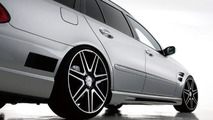 Mercedes Benz E-Class Black Bison Edition by Wald gets new rims