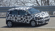 2012 Chevrolet Aveo Trades Black Camouflage for Spots - Reveals New Details