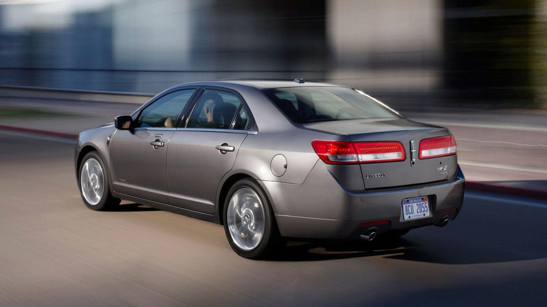 Lincoln MKZ concept for Detroit Auto Show - report