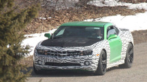 Chevrolet Camaro Synergy 2011 special edition spied
