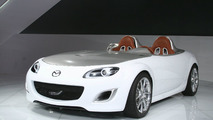 Mazda MX-5 Superlight Concept at 2009 Frankfurt Motor Show