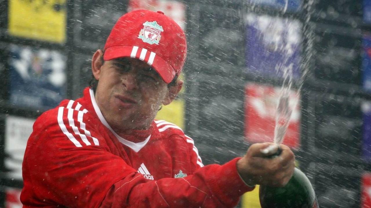 Adrian Valles, Liverpool, Superleague Formula, 31.08.2008, Donington Park, England