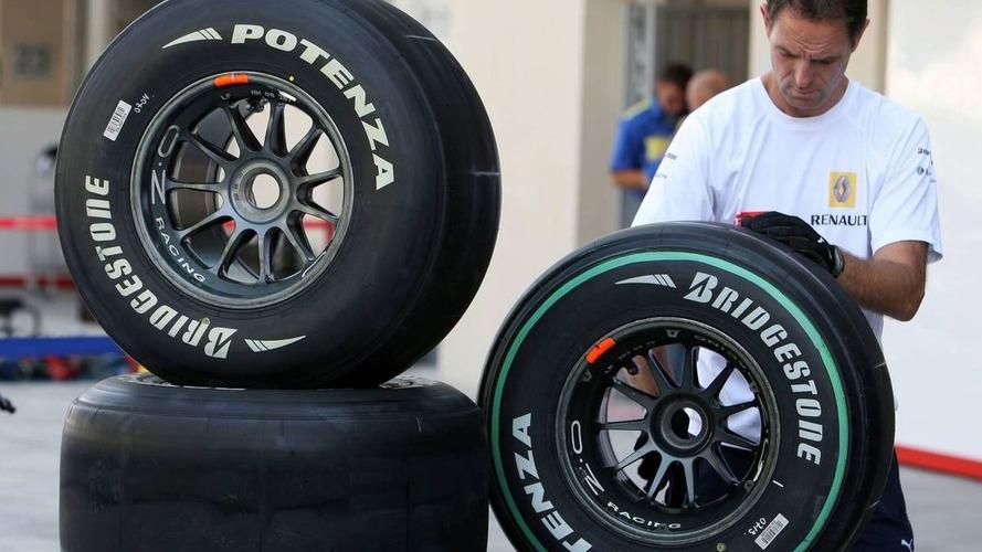 Bridgestone to keep green markings for 2010