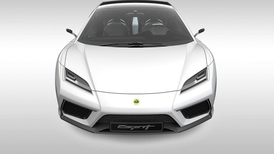 Lotus Esprit could eventually see production - report