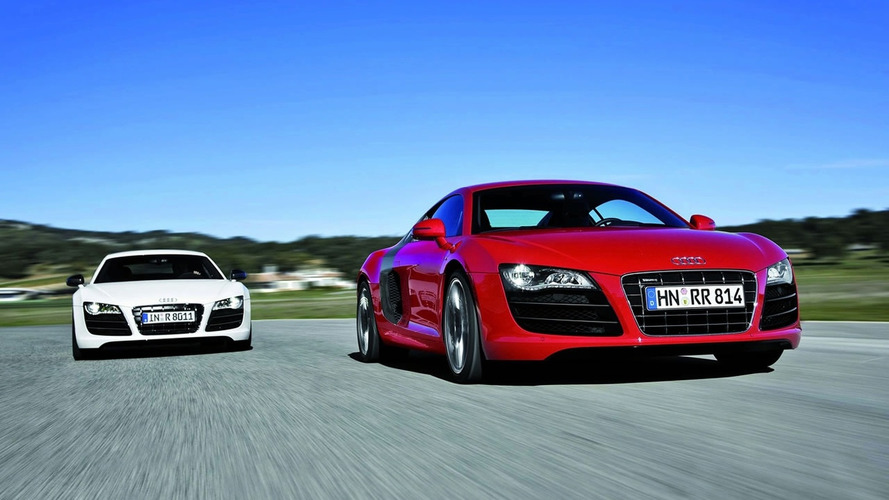 Audi R8 V10 Pricing Starts at $146,000  (US)