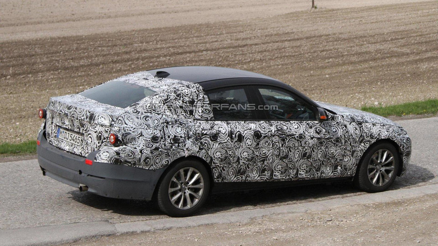 2013 BMW 3-Series GT (GranTurismo) spied for the first time