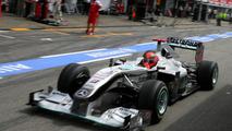 Schumacher disputes German road speeding charge