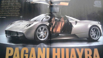 Pagani Huayra leaked photos, 1024, 22.01.2011