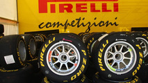 Pirelli eyes old BMW F1 car for tyre tests