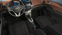 2012 Chevy Aveo Sedan Photos Released Early