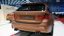 AC Schnitzer BMW 328i Touring Magic Copper at 2013 Geneva Motor Show