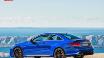 2014 Mercedes-Benz E63 AMG Coupe rendered