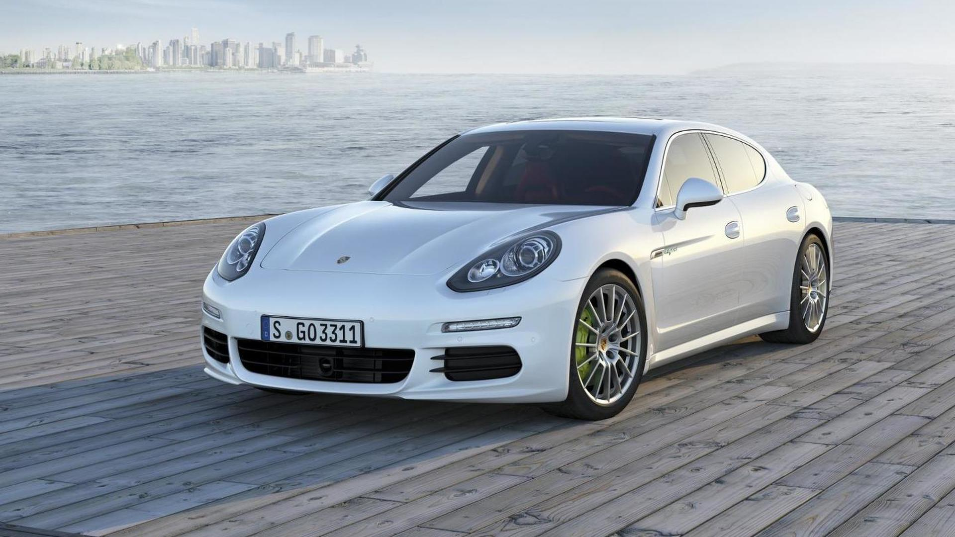 All Porsches will receive hybrid variant