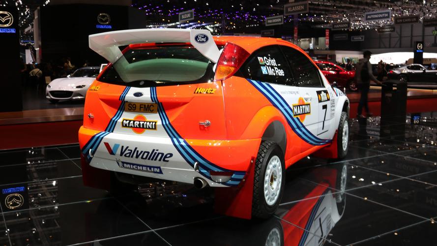 Ford heritage performance cars: Geneva 2017