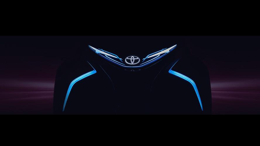 Toyota mostra primeira imagem de conceito urbano i-TRIL