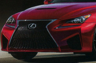 Lexus RC F Gets Rendered – Should It Look Like This?
