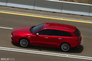Alfa Romeo 159 Sportwagon