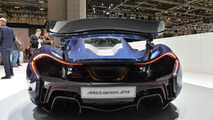 McLaren P1 Carbon by MSO