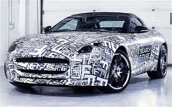 Jaguar F-Type Debut Set for Goodwood FoS