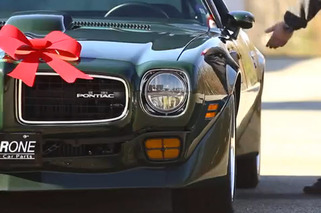 Smoky Christmas Trans Am Burnouts from Year One [video]
