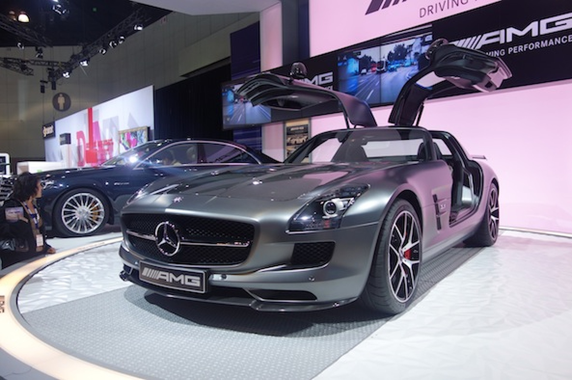 2013 LA Auto Show Recap: Best and Brightest