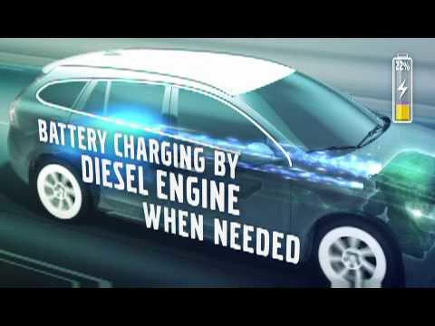 2012 Volvo V60 Plug-in Hybrid -