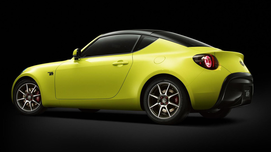Toyota S-FR production version for Japan allegedly has 130 PS 1.5-liter engine, manual gearbox