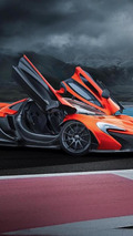 McLaren Special Operations introduces P1 with exposed carbon fiber body sides